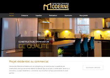 web Construction Rénovation Moderne