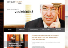 Web Jacques Lauzon avocat